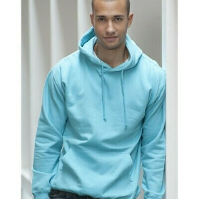 Mens Light Coloured Hoodie (10 Colours)
