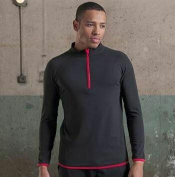 Mens 1/2 Zip Cool Sweatshirt (5 Colours)
