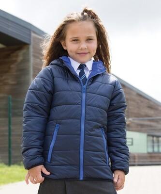 Result Core junior soft padded jacket