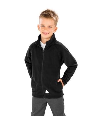 Result Core junior microfleece jacket