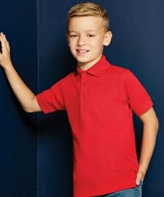 Kustom Kit Klassic polo kids with Superwash