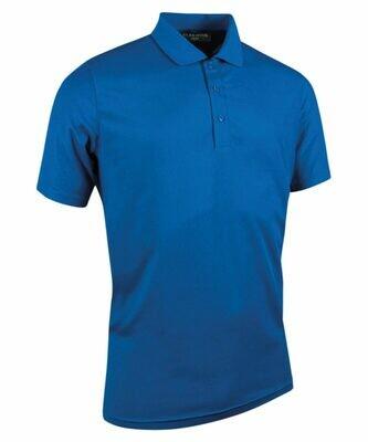 Glenmuir Deacon performance piqué plain polo shirt