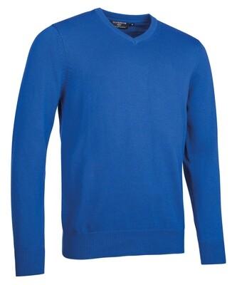 Glenmuir Glencoe touch of cashmere v-neck sweater