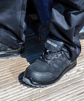 Result Workguard All-black safety trainer