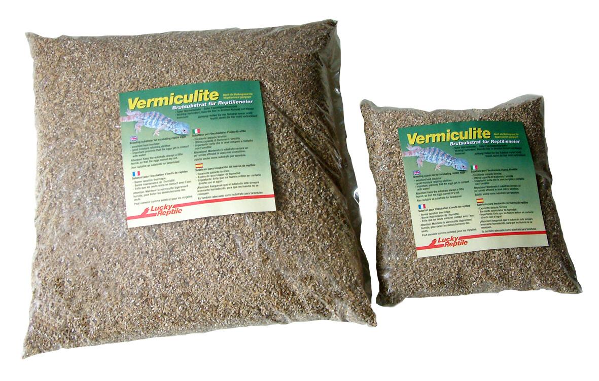 Lucky reptile Vermiculite 5 Liter