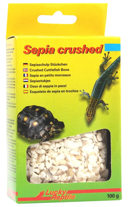 Sepia crushed