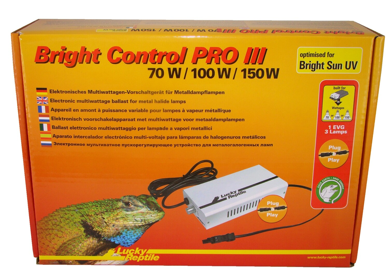 Lucky Reptile Bright Control PRO III 70/100/150 Watt