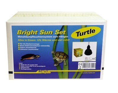 "Lucky Reptile Bright Sun Set ""Turtle"" 70 Watt"