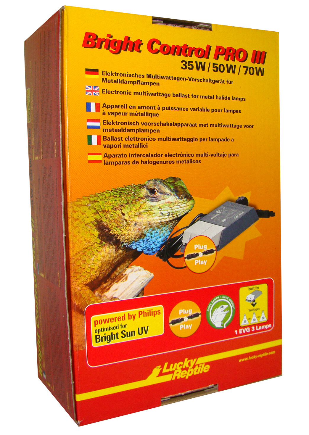 Lucky Reptile Bright Control PRO III 35/50/70 Watt