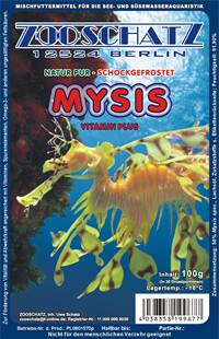 Mysis 100g Frostfutter