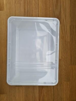BraPlast Plastikbox 3L weiss