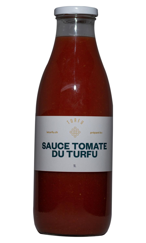 Sauce tomate du Turfu
