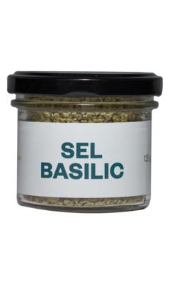 Sel basilic vert