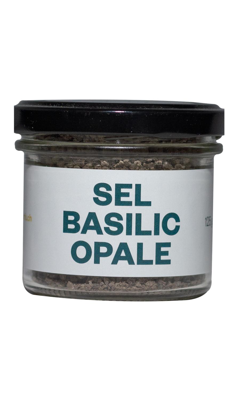 Sel basilic opale