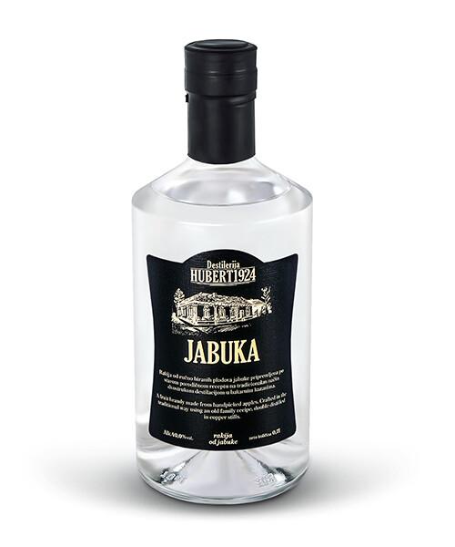 JABUKA 0,7L ALK 40.0% VOL