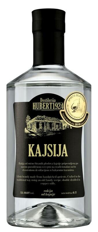 KAJSIJA 0.7L ALK 40.0% VOL