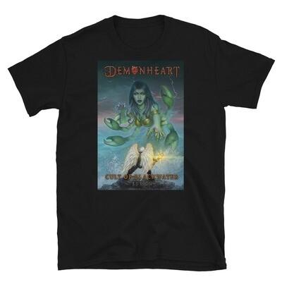 Demonheart: Cult Of Blackwater T-Shirt (Unisex)