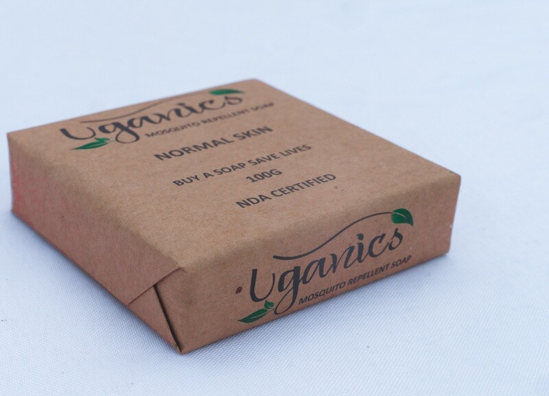 Uganics Normal Skin Bar