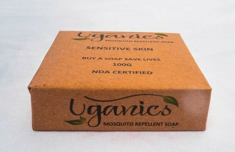 Uganics Sensitive Skin Bar