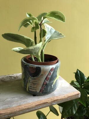 '80's Feel' Plant Pot