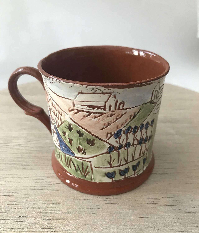 Mug - Spring Allotment Walk