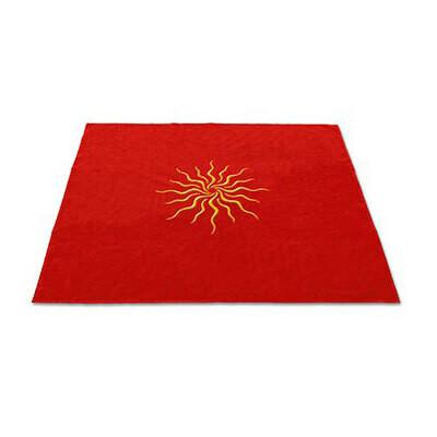 Скатерть Солнце для карт Таро (80х80 см)