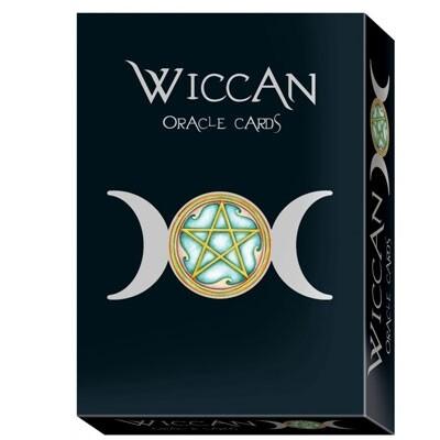 Оракул Ведьм (Викканский позолоченный)