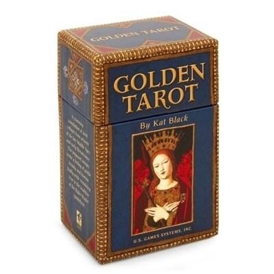 Golden Tarot/Голден таро (Золотое)