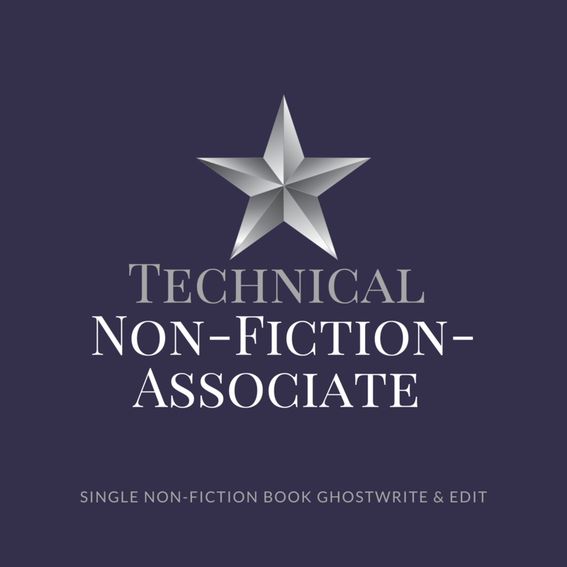 Technical Non-Fiction Ghostwriting- Associate Ghostwriter