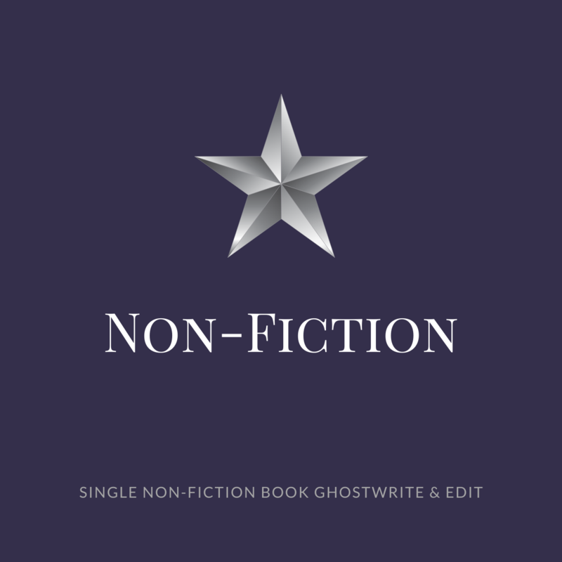Standard Non-Fiction Ghostwriting