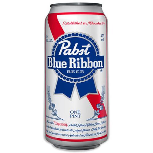 Pabst Blue Ribbon