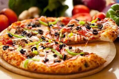 Ultimate Supreme Pizza