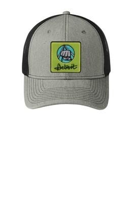 JOE LOUIS FIST Snapback Trucker Hat