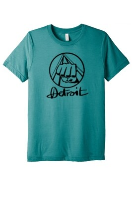 JOE LOUIS FIST Unisex Triblend T-shirt