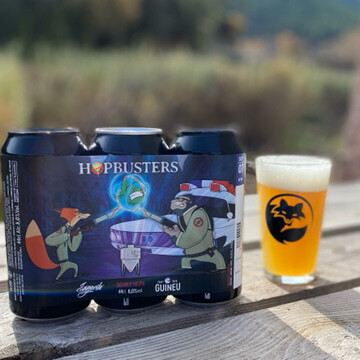 Hopbusters Lata 44cl