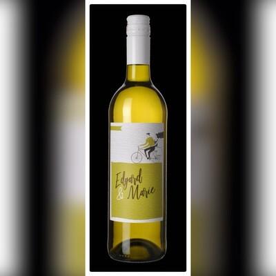 Witte wijn Edgard & Marie