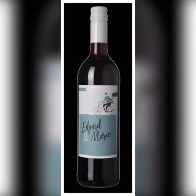Rode wijn Edgard & Marie