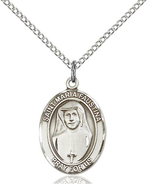 St. Maria Faustina Pendant