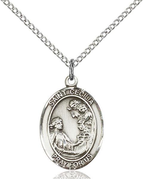 St. Cecilia Pendant