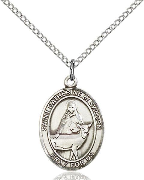 St. Catherine of Sweden Pendant