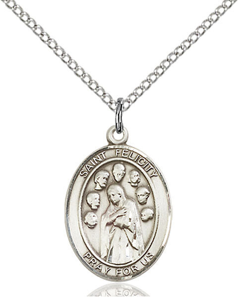St. Felicity Pendant