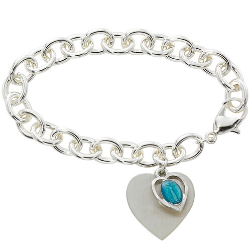 Adult Sterling Plated Bracelet
