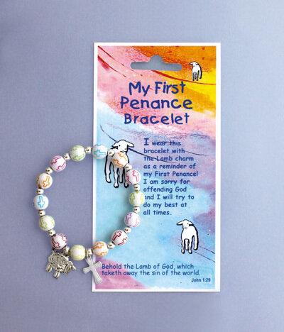 My First Penance Bracelet