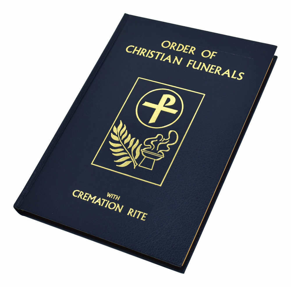 Order Of Christian Funerals With Cremation Rite- Hardcover