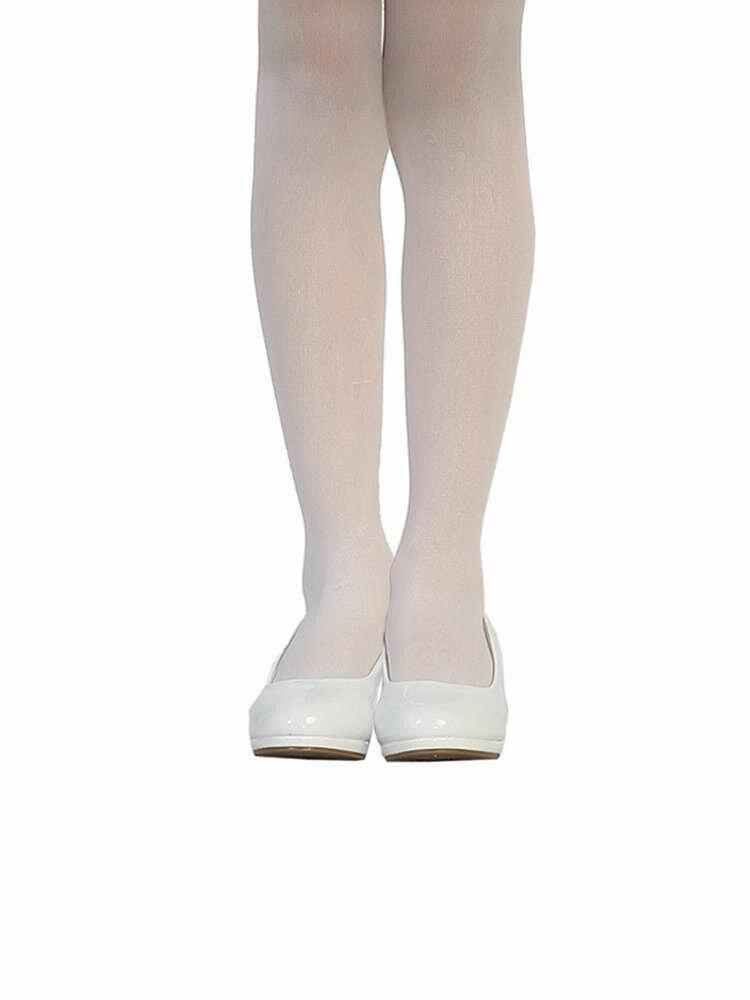 White Dress Tights