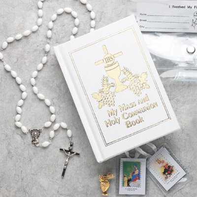 First Holy Communion Gift Set- Girl