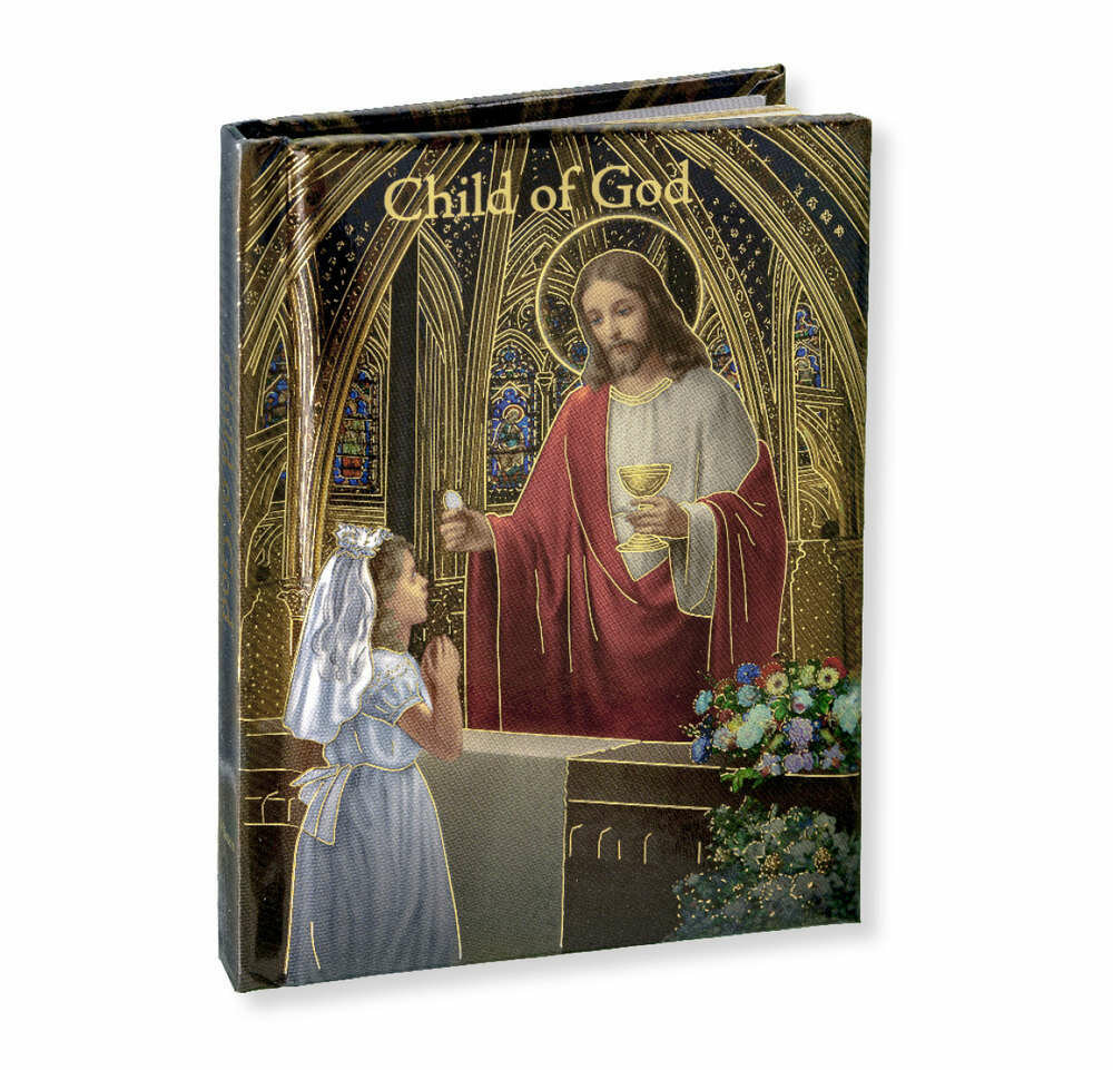 """Child Of God """"Cathedral"""" Edition Girl's Prayer Book"""