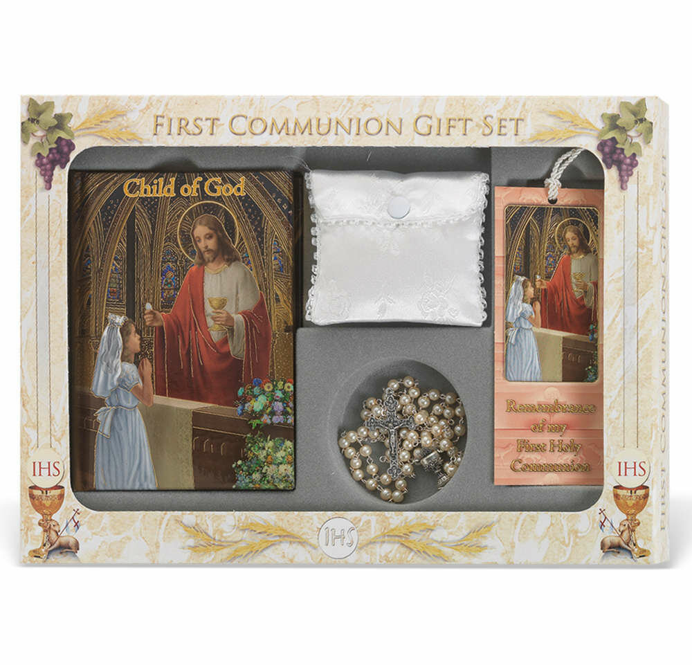 "Child Of God ""Cathedral"" Edition Girl's Deluxe Set"
