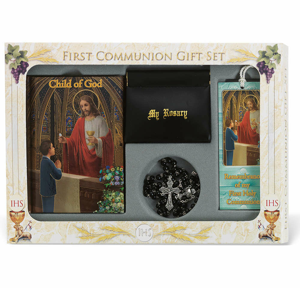 "Child Of God ""Cathedral"" Edition Boy's Deluxe Set"