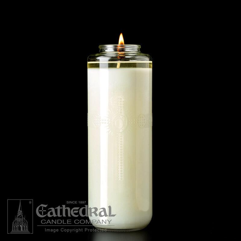 Domus Christi® Sanctuary Lights, Case of 12 Candles